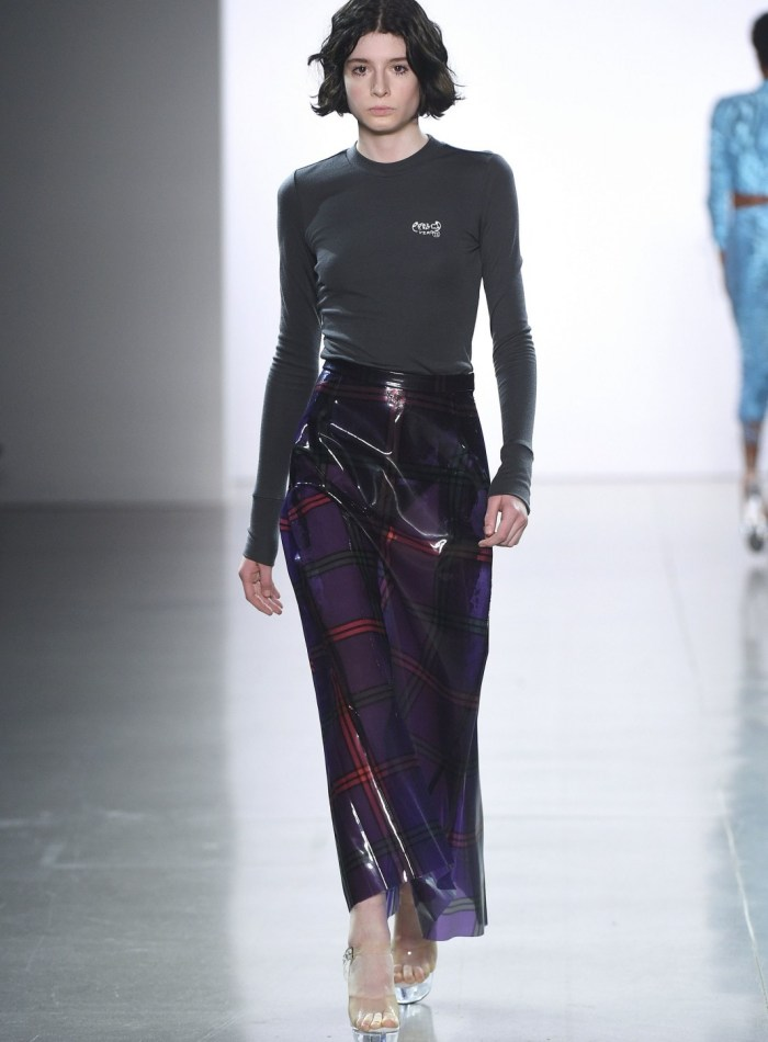 New York Fashion Week Fall 2018
