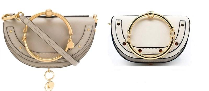Chloe Nile Bracelet Mini Bag and Chloe Bag Replicas