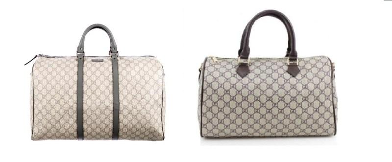 Gucci Supreme Duffle Bag and Gucci Bag Dupes