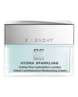 10 Best Face Moisturisers - Givenchy Hydra Sparkling Rich Luminescence Moisturizing Cream