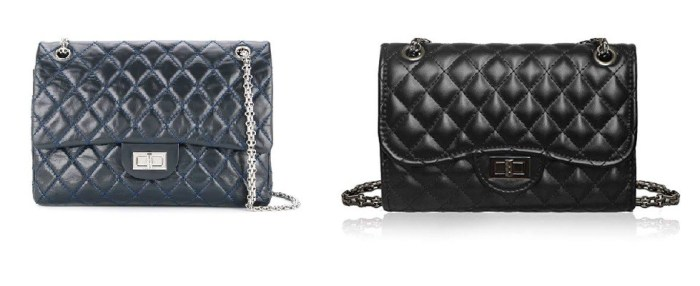 Chanel Vintage Bag and Chanel Look Alike Bags