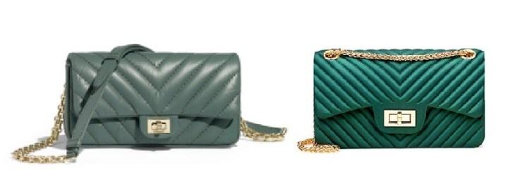 Chanel Waist Bag and Chanel Look Alike Bags