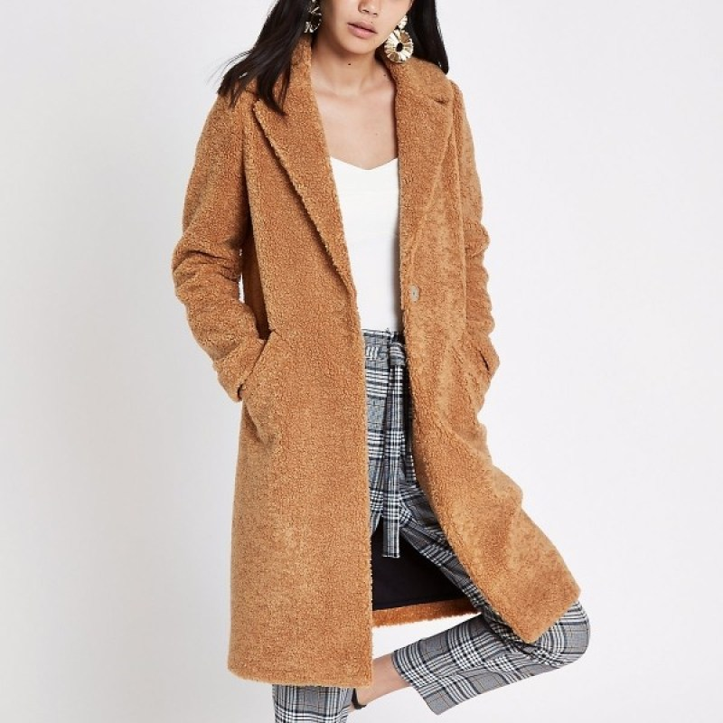 30 Teddy Bear Coats To Keep You Warm This Winter 2