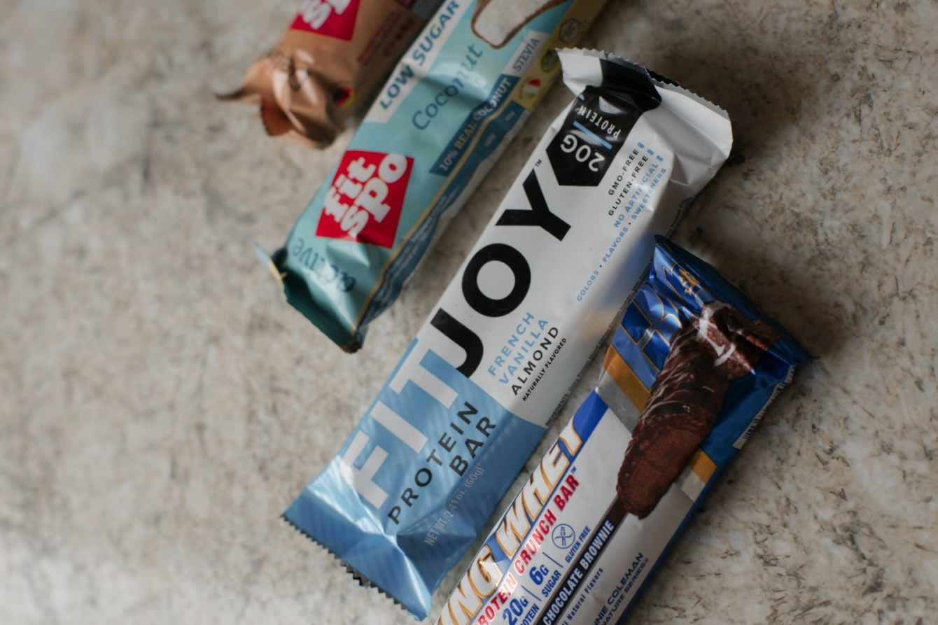 FitJoy Protein Bars Review
