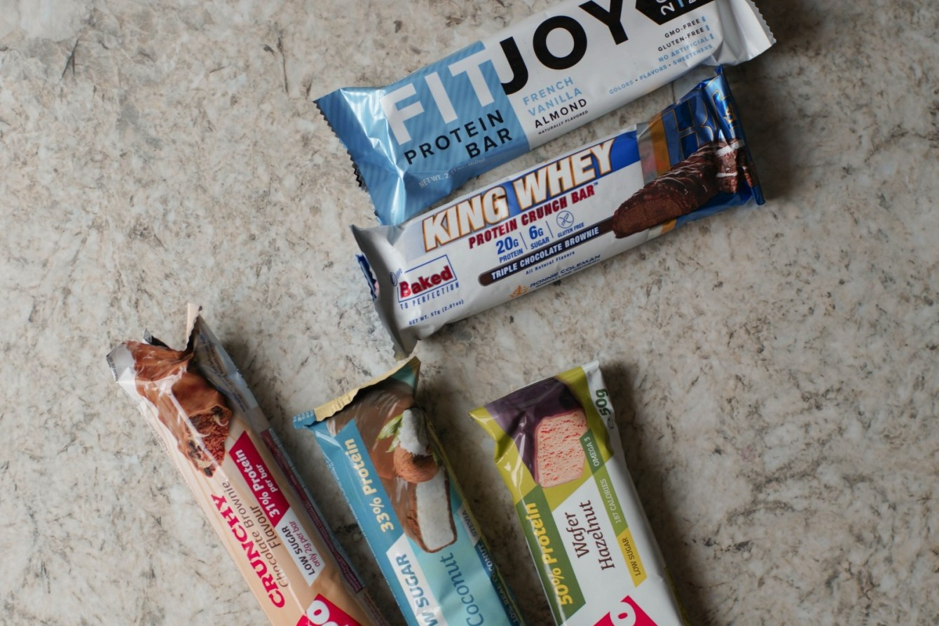 King Whey Protein Bars Review