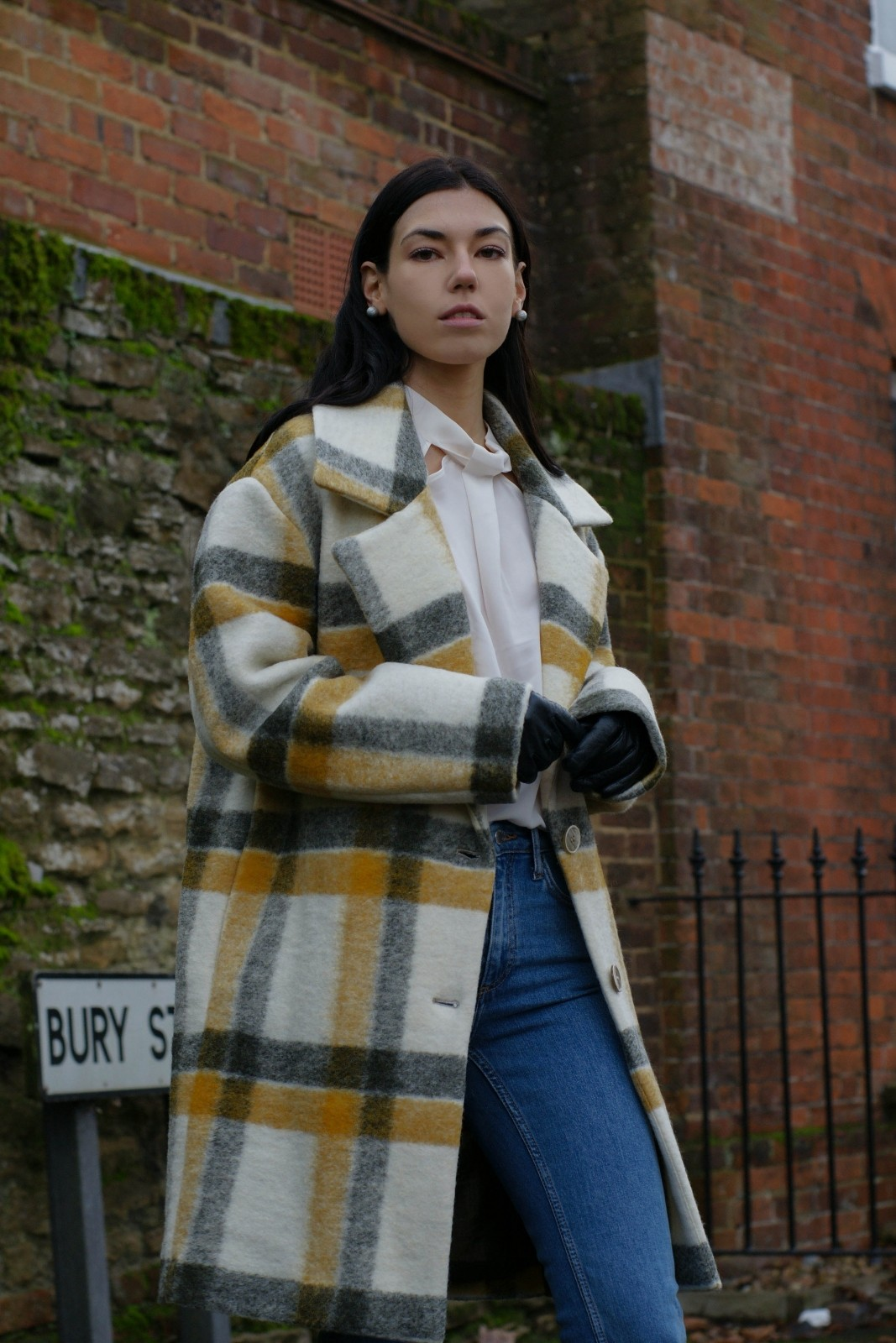 3 Reasons To Get A Plaid Coat This Winter