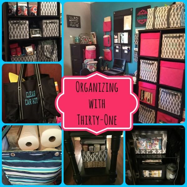 Organizing with Thirty-One