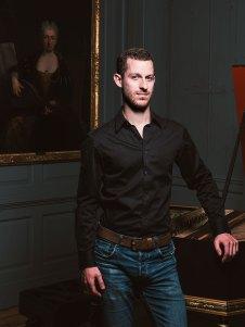 Hunter Coblentz | Handel and Hendrix in London