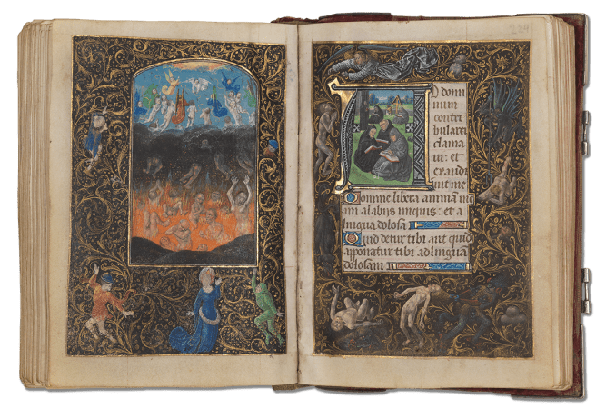 The Master of the Dresden Prayerbook (c. 1440-1520) The Carpentin Hours Southern Netherlands, Bruges Mid 1470s