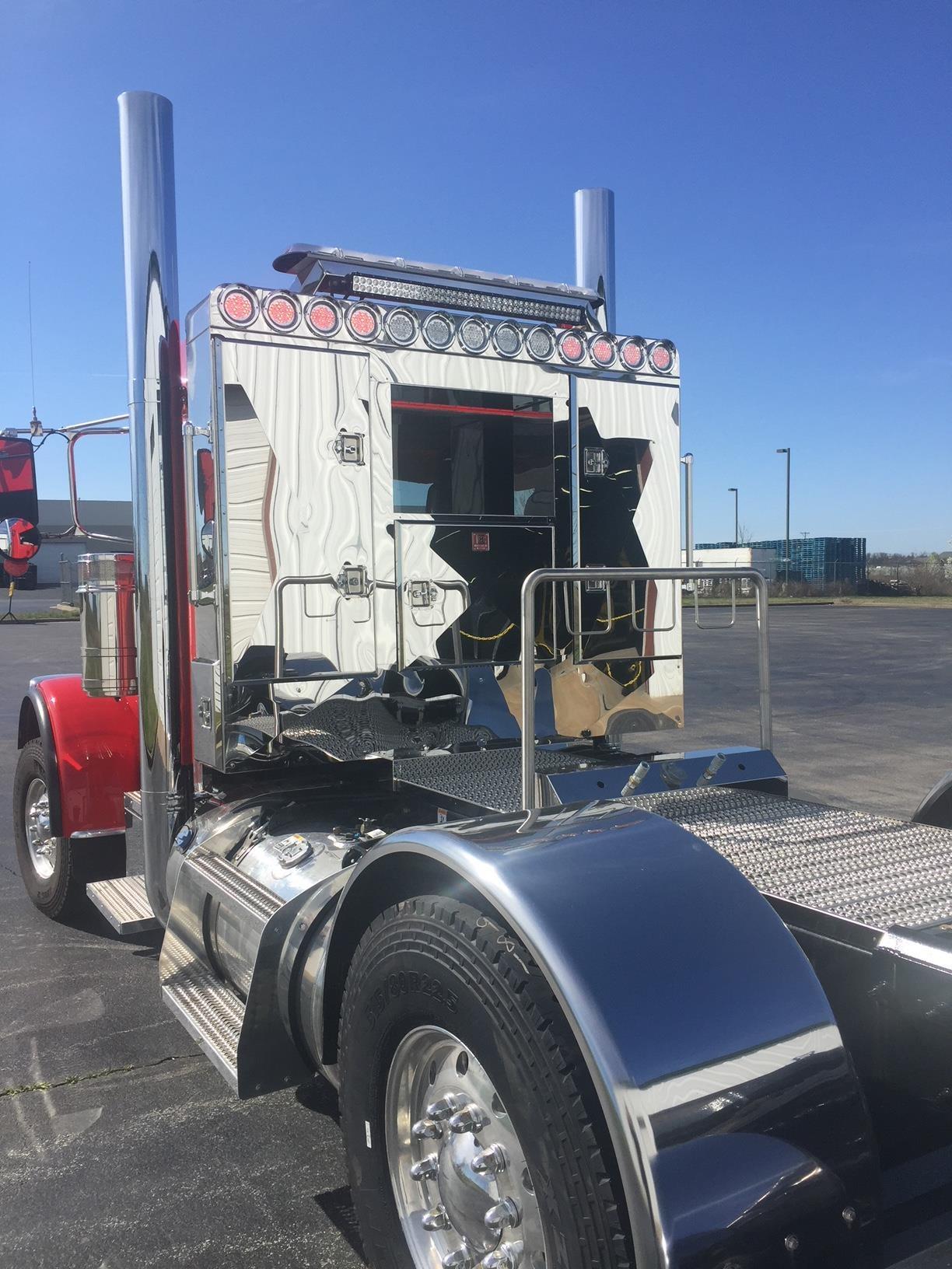 headache racks for semi trucks