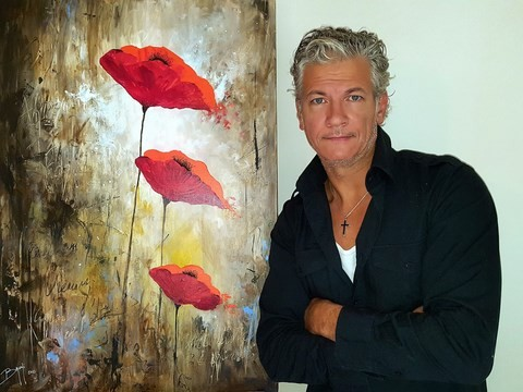 Bruni Eric, artiste peintre
