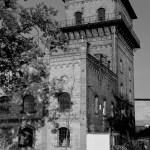 Stará zástavba na ulici Masná