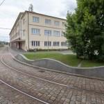 Administrativní budova vozovny