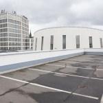 Parkoviště na střeše Vaňkovky