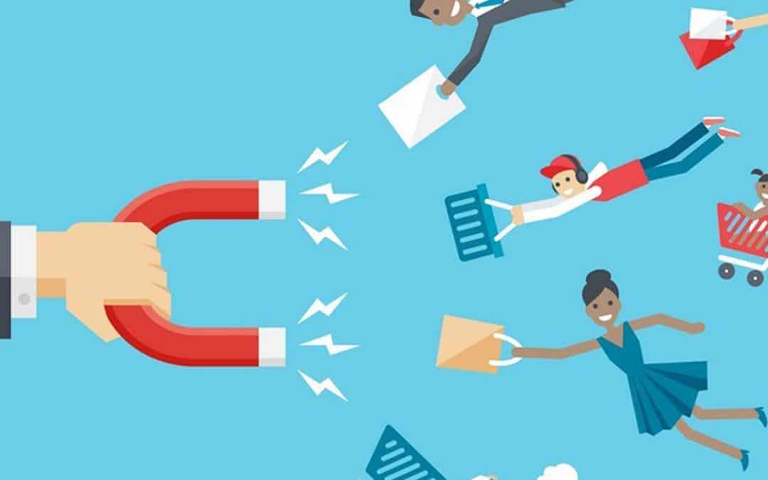 Como Atrair Mais Clientes para Empresa com Ajuda da Internet - atração de leads