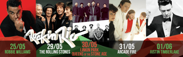 Rock In Rio Lisboa 2014