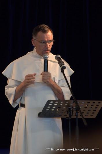le père Gilles Ferrand