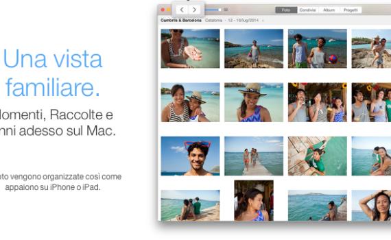 App Foto Mac