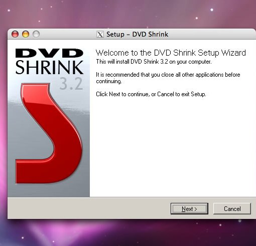masterizzare con dvd shrink
