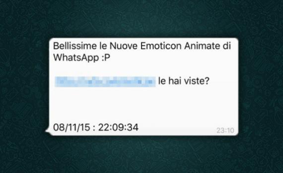 Nuovo virus Whatsapp