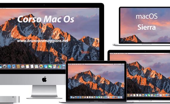 Corso Mac OS