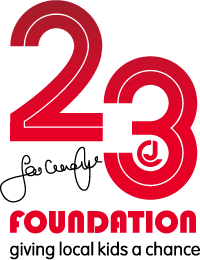 23 Foundation sponsors Brunswick Youth and Community Centre.