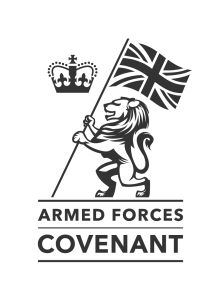 Brunswick Youth and Community Centre signed the Armed Forces Covenant.