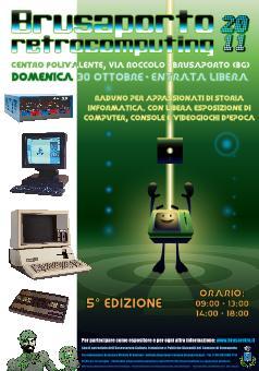 Brusaporto retrocomputing 2011