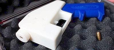 vietare la stampa 3d di armi