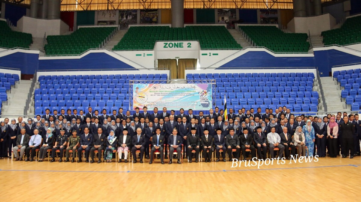 105 athletes named to represent Brunei at 29th SEA Games