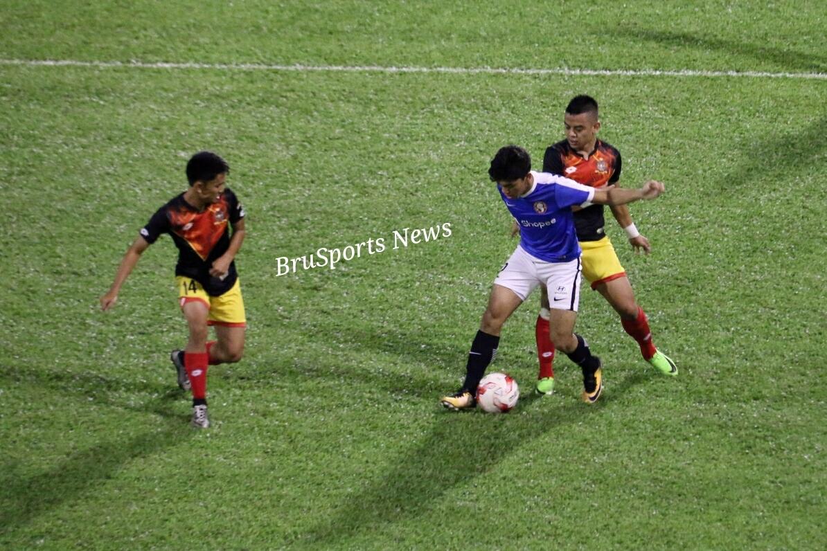 Ramazotti, Adi bag hat-tricks to put DPMM FC in seventh heaven