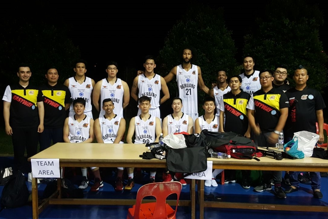 Beruang Blazers looking to tame Lord Tiger