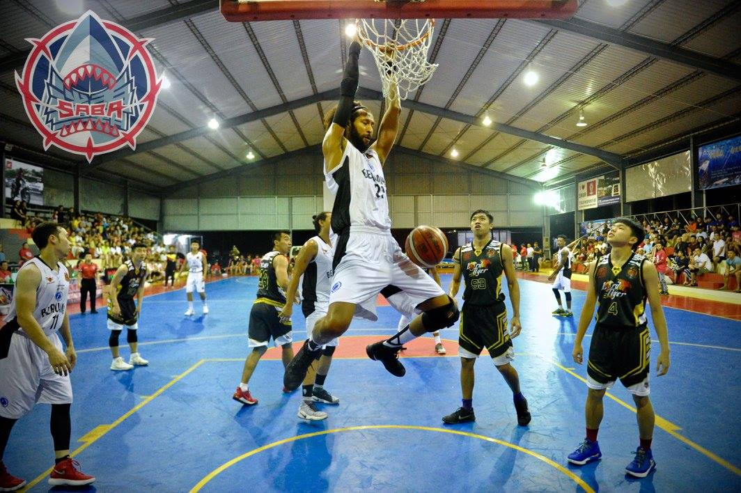 Charles powers Beruang Blazers to dominant win over Lord Tiger