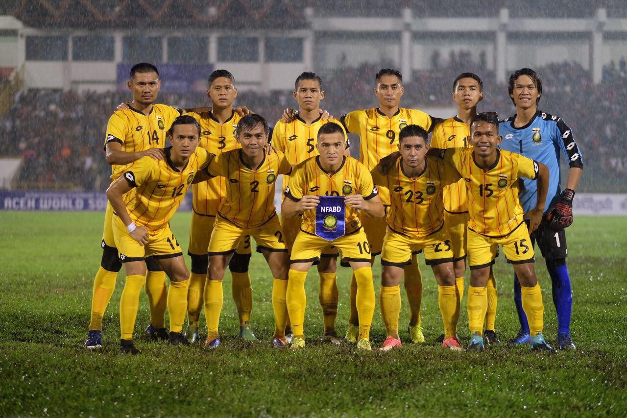 Brunei fall to Indonesia in rain soaked encounter