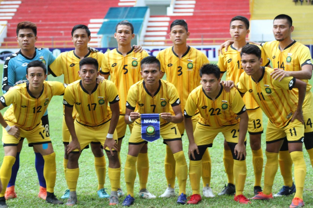 Brunei lose to Kyrgyzstan
