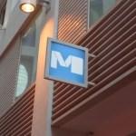 Metro in Brussels