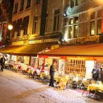 Restaurants in Brussels