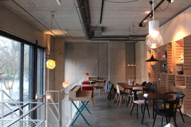 Living Room Brussels Kitchen