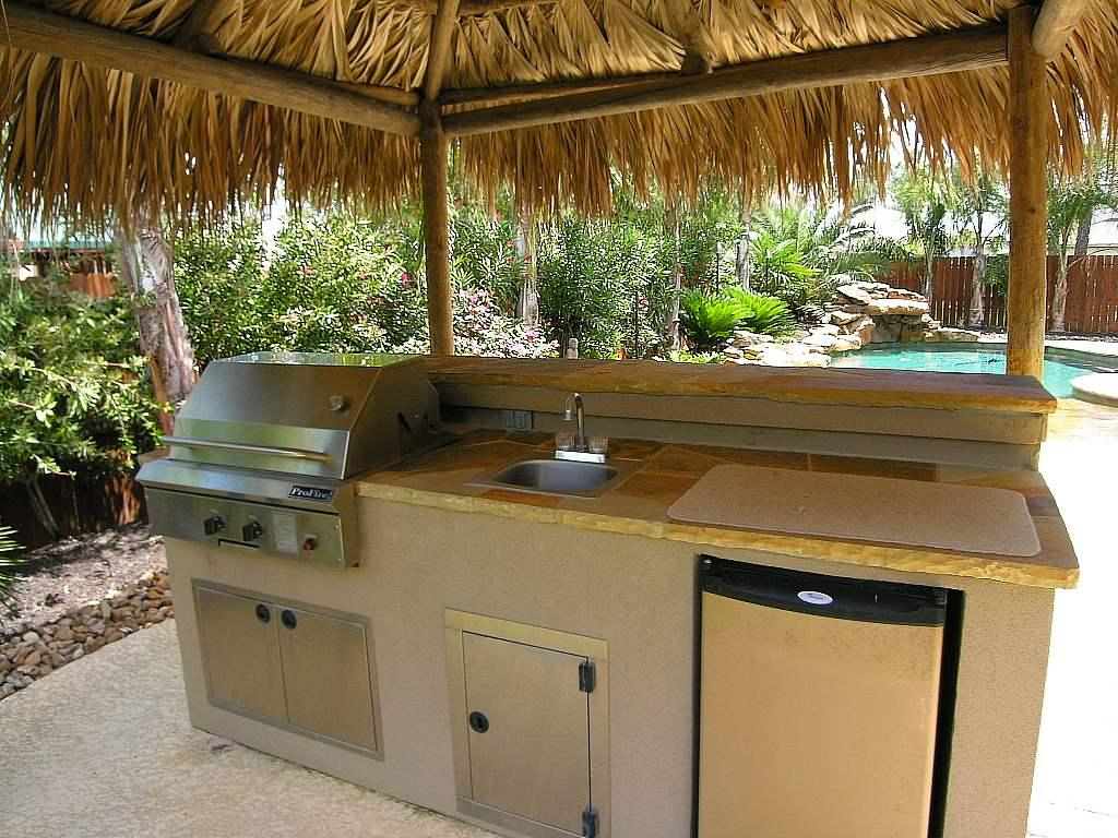 Grilling in the Great Outdoors - Essential Ideas for Your ... on Outdoor Patio Sink id=84772