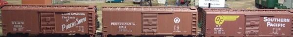 Black River Valley Model RailroadTrackCleaners