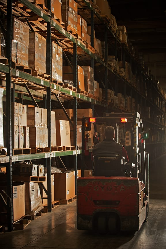 BR Williams Warehousing, Distribution and Packaging