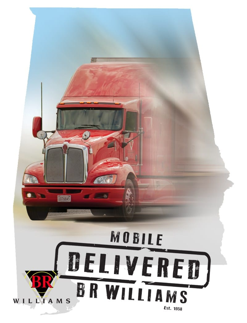 BR Williams Mobile Warehousing Trucking and Logistics