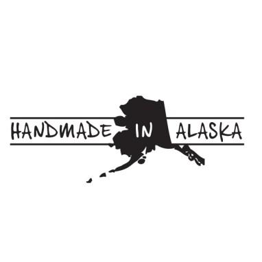 Logo for an Alaskan small business