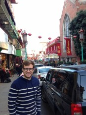 Me in China Town