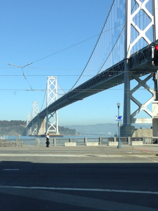 Bay Bridge San Fran.