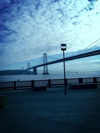 Bay Bridge Morning Run.
