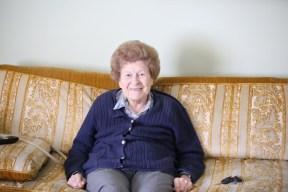 Elizabeth's Grandma Margret