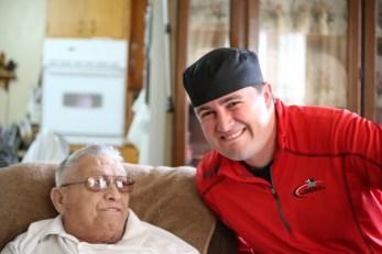 My Brother Nate & Grandpa