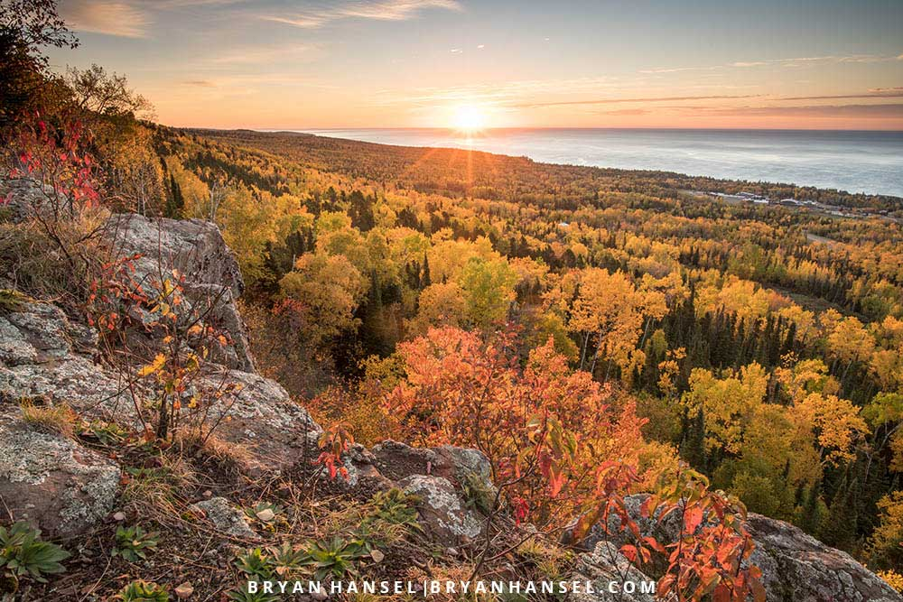 Fall Photography Workshop on Lake Superior
