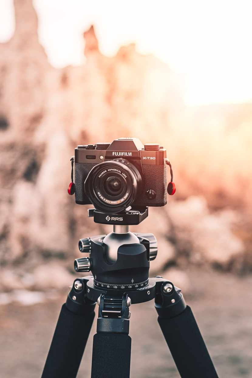 Creating memories and crafting legacy: An adventure with the Fujifilm X-T30